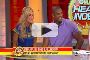 VIDEO: Michael Sam & Peta Will Talk Emotional Night on DANCING WITH THE STARS
