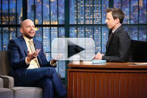VIDEO: Jon Cryer Talks Charlie Sheen, New Memoir & More on LATE NIGHT
