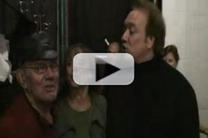 STAGE TUBE: Flashback - Valerie Harper and Rick McKay Wish Luigi a Happy 85th Birthday at LOOPED