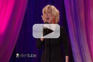 VIDEO: Bette Midler Performs 'Be My Baby' from New Album on ELLEN