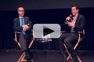 BWW TV Exclusive: Backstage with Richard Ridge- SAG Foundation Conversations Series with Jonathan Groff