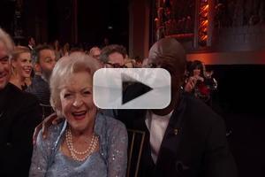 VIDEO: Sneak Peek - Terry Crews Lip Syncs to Betty White on 2015 TV LAND AWARDS