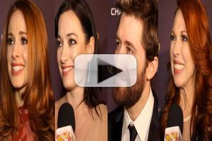 BWW TV: Chatting with the Company of FINDING NEVERLAND on Opening Night!