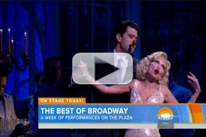 VIDEO: Preview - TODAY to Showcase Best of Broadway Shows Next Week Including Live Performances!