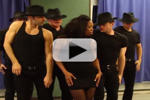 BWW TV: Grammy Winner Brandy on Making Her Broadway Debut in CHICAGO; Plus Performance Sneak Peek!