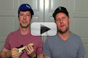VIDEO: Sean Hayes & Scott Icenogle Lip Sync to Flo Rida's 'I Don't Like It'