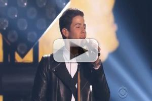 VIDEO: Nick Jonas, Dan + Shay Perform Mashup of Hits on ACM's