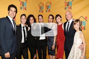 BWW TV: Go Inside Opening Night of FUN HOME- Plus Show Highlights!