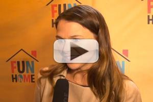 BWW TV: On the Red Carpet for Opening Night of FUN HOME!