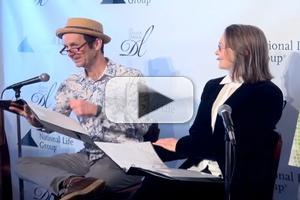 BWW TV Exclusive: Go Inside the 2015 Drama League Nominations with Cherry Jones & Denis O'Hare!