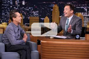 VIDEO: Brian Grazer Talks New Book & More on TONIGHT SHOW