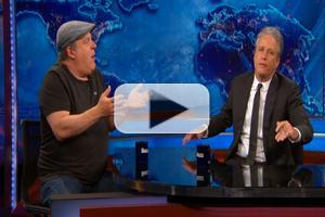 VIDEO: Jeff Garlin & Jon Stewart Reminisce on THE DAILY SHOW