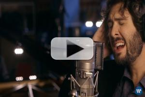 VIDEO: Josh Groban Performs WIZARD OF OZ Classic 'Over the Rainbow'!