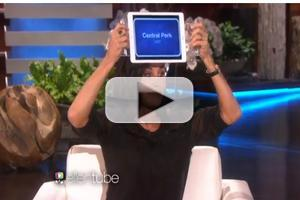 VIDEO: Courtney Cox Plays 'Friends-Themed' Heads Up on ELLEN!