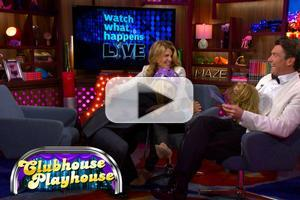 VIDEO: Andy Cohen, Jerry O'Connell & Lori Loughlin Re-Enact Scene from FULL HOUSE