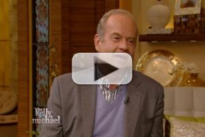 VIDEO: Kelsey Grammer Chats FINDING NEVERLAND on Today's 'Live'
