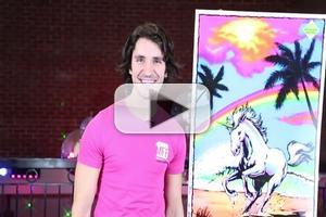 STAGE TUBE: Mark Fisher Fitness Announces 'Pants Optional Party', 4/25