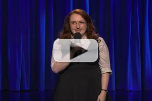 VIDEO: Emily Heller Performs Stand-Up on LATE NIGHT