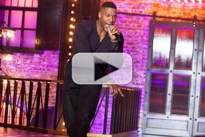 VIDEO: Sneak Peek - Michael Strahan Performs Bell Biv DeVoe's 'Poison' on Next LIP SYNC BATTLE