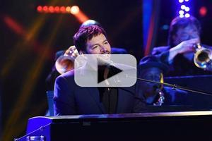 VIDEO: Harry Connick Jr. Performs 'City Beneath the Sea' on AMERICAN IDOL