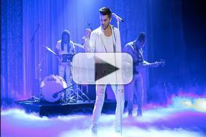 VIDEO: Adam Lambert Performs New Single 'Ghost Town' on ELLEN