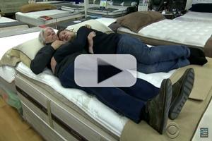 VIDEO: JAMES CORDEN Takes Over a Shift at a Local Mattress Store!