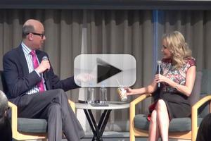 BWW TV Exclusive: Backstage with Richard Ridge- SAG Foundation Conversations Series with 2015 Tony Nominee Kristin Chenoweth