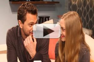 BWW TV: Chatting with the Company of Second Stage's THE WAY WE GET BY- Thomas Sadoski, Amanda Seyfried & More!