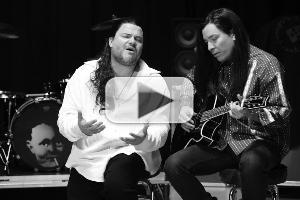 VIDEO: Jimmy Fallon & Jack Black Recreate 'More Than Words' Music Video