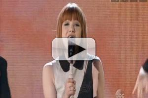 VIDEO: Carly Rae Jepsen Performs New Single 'I Really Like You' on DWTS