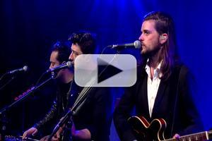 VIDEO: Mumford and Sons Perform 'Believe' on LETTERMAN