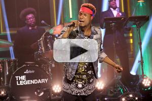 VIDEO: Fetty Wap Performs Hit Song 'Trap Queen' on TONIGHT SHOW