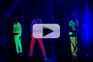 VIDEO: OK Go Perform 'Turn Up the Radio' on JAMES CORDEN