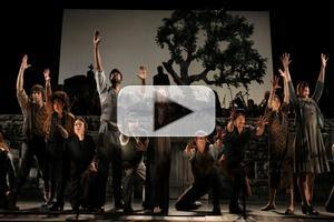 BWW TV: Watch Highlights from Encores! ZORBA- with John Turturro, Santino Fontana,��Marin Mazzie & More!
