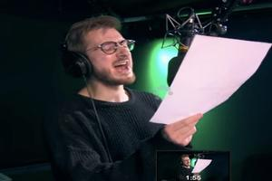 VIDEO: ONCE's Arthur Darvill Sings Doctor Who Version of 'Let It Go'!