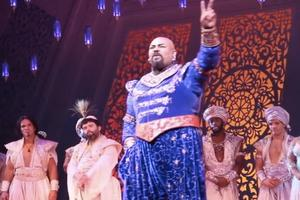 VIDEO: ALADDIN's James Iglehart Pays Tribute to Robin Williams with Audience Sing-Along