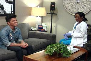 VIDEO: Bruno Mars Pranks Unsuspecting Nurse on ELLEN