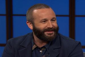 VIDEO: OF MICE AND MEN's Chris O'Dowd Talks Tony Nom on 'Late Night'