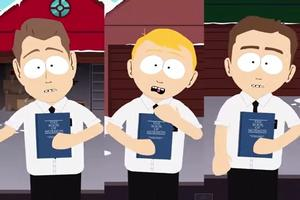 VIDEO: THE BOOK OF MORMON Gets 'South Park' Makeover!