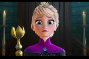 VIDEO: First Look - Idina Menzel's 'Elsa' Featured in New Trailer for Disney's FROZEN