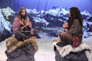 VIDEO: Jared Leto Has Intense Staredown on JIMMY FALLON