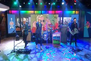 VIDEO: Neon Trees Perform New Single 'Sleeping with a Friend' on TODAY