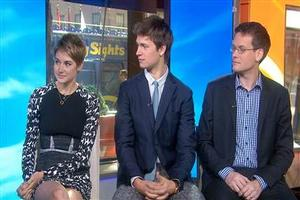 VIDEO: Shailene Woodley: FAULT IN OUR STARS Is 'Celebration of Life'