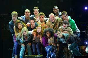BWW TV Exclusive: Cast of AMERICAN IDIOT Preps for UK Tour!