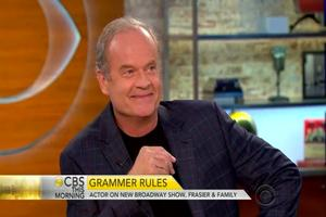 VIDEO: Kelsey Grammer Talks FINDING NEVERLAND Reviews & More: 'Best Thing I've Ever Done'