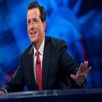 Scoop: THE COLBERT REPORT on Comedy Central - Week of 8/4