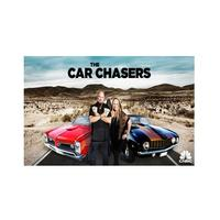 Scoop: CAR CHASERS on CNBC