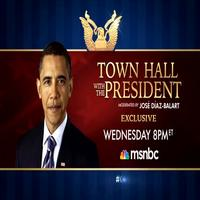 Scoop: TOWN HALL WITH THE PRESIDENT on MSNBC - Wednesday, February 25, 2015
