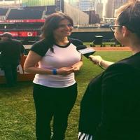 Twitter Watch: Idina Menzel Preps for Major League Baseball's All-Star Game Performance!