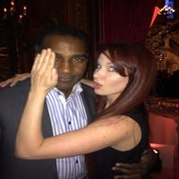 Twitter Watch: Sierra Boggess Previews Norm Lewis' New PHANTOM Look!